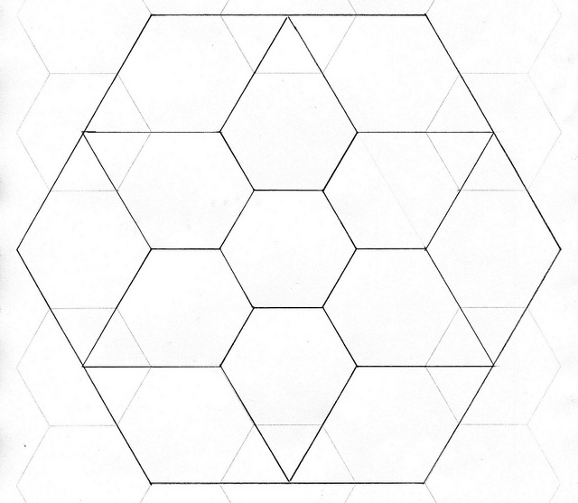 free english paper piecing hexagon templates 5 best images of printable english paper piecing templates