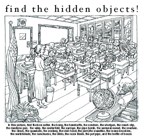 Find Hidden Objects Highlights
