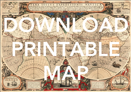 8 Images of Old World Maps Printable Free