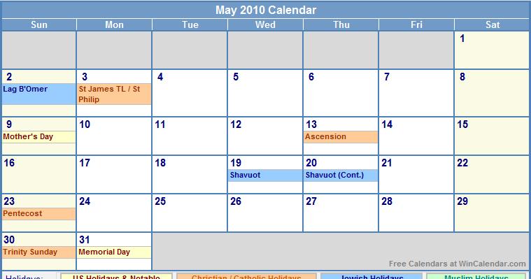 Mai 2010