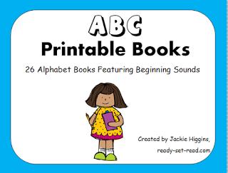 7 Images of Preschool ABC Book Printable