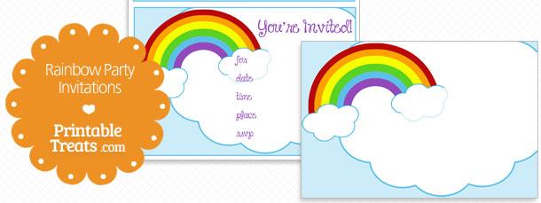 7 Best Images of Free Rainbow Printable - Free Printable Rainbow ...
