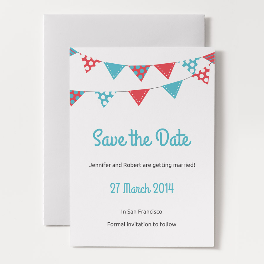 5 best images of party save the date templates printable for Free online wedding save the date templates