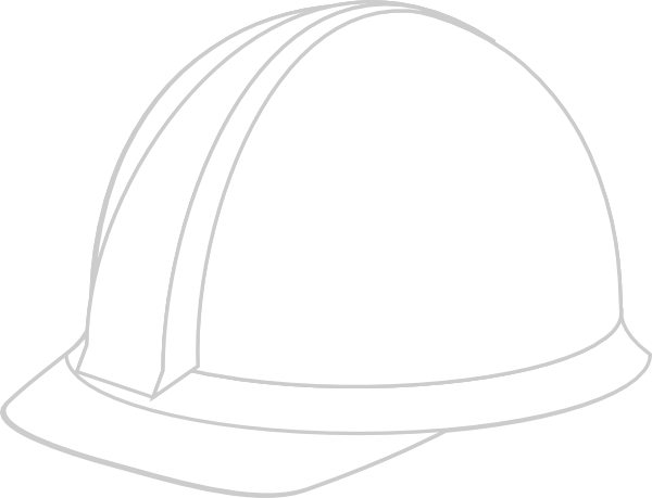 4 Images of Hard Hat Template Printable