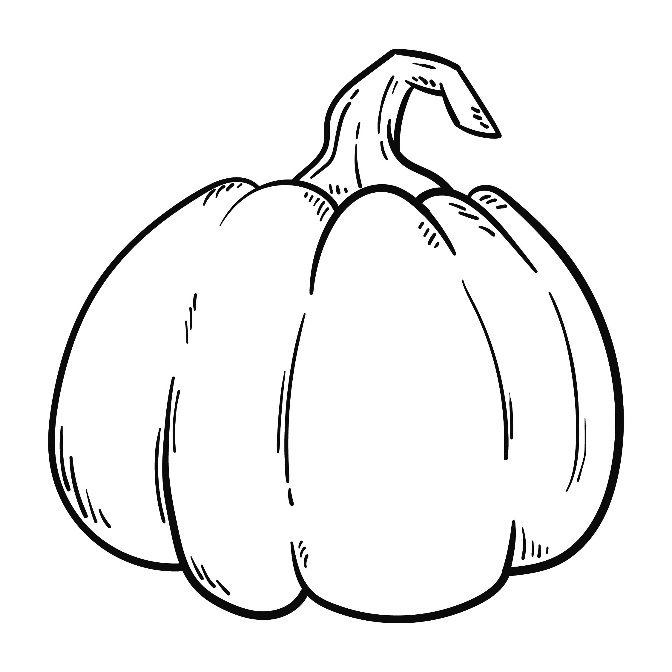 5 Best Images of Free Halloween Printable Pumpkins Outline ...