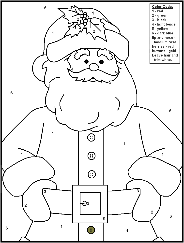 5 Images of Number Worksheets Free Printables Christmas