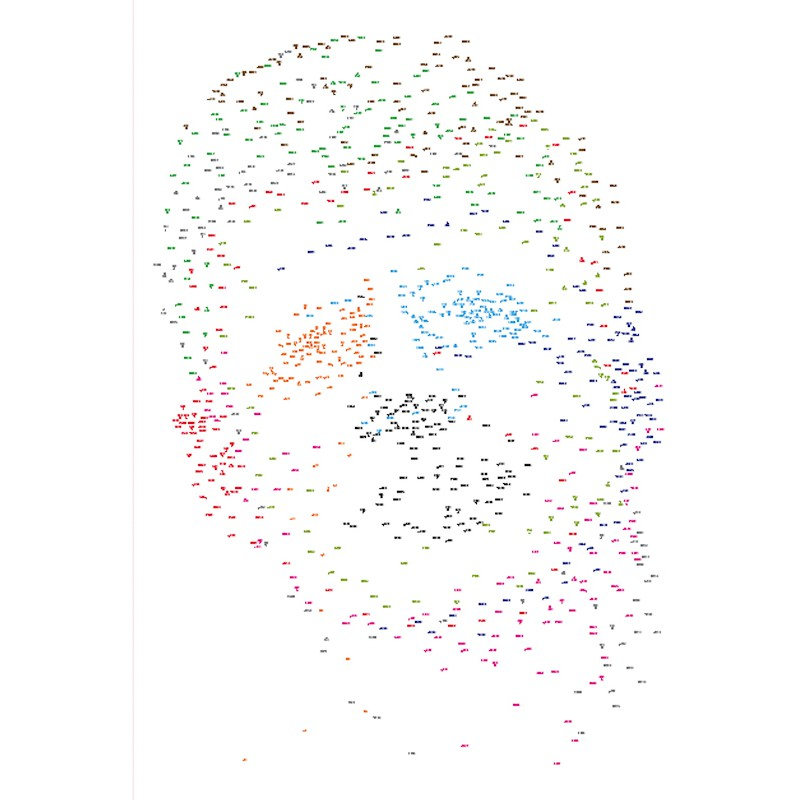 6 Best Images of Dot To Dot 1000 Printable - Extreme Hard ...