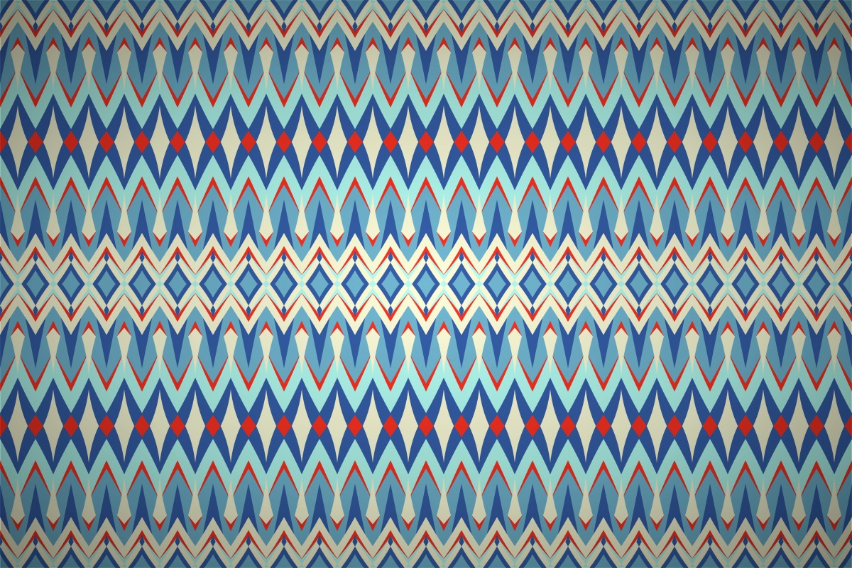 7 Best Images Of Native American Printable Patterns
