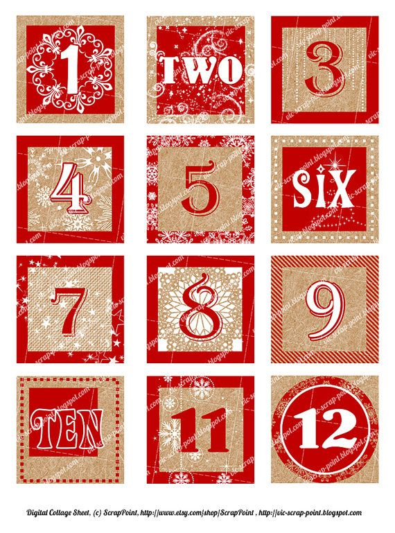 You searched for: advent numbers! Etsy is the home to thousands of handmade, vintage, and one-of-a-kind products and gifts related to your search. Advent Calendar numbers, advent calendar stickers, Numbers for DIY advent calendar, numbers 1 to 25, Advent calendar tags, advent numbers DesignStickersStore. 5 out of 5 stars (86) $.