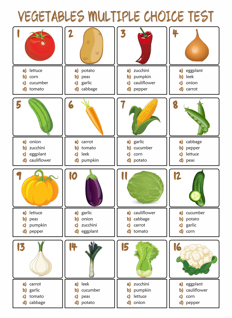 7 Best Images of Fall Vegetable And Fruit Printables ...