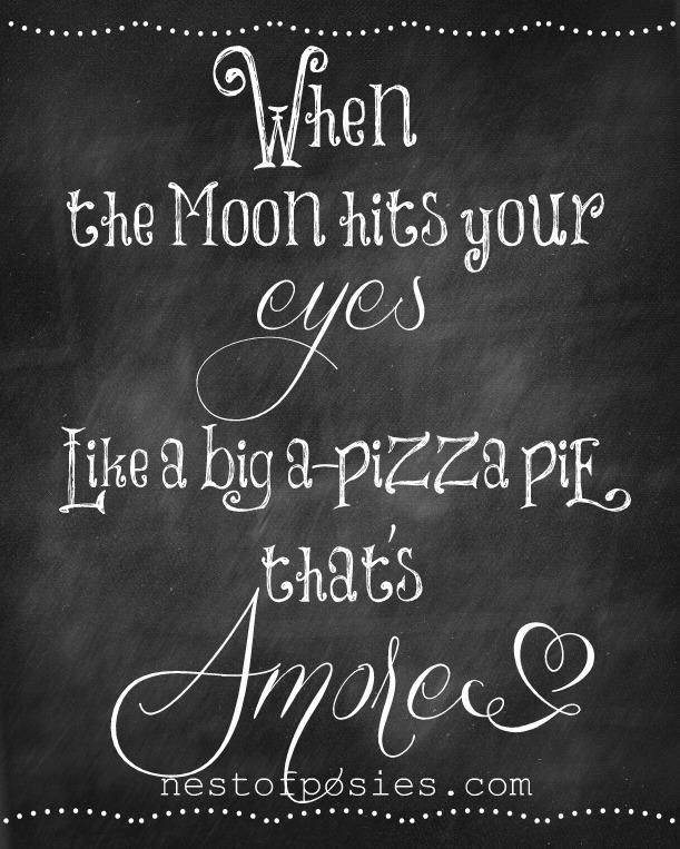 Free Printable Valentine Chalkboard Quotes