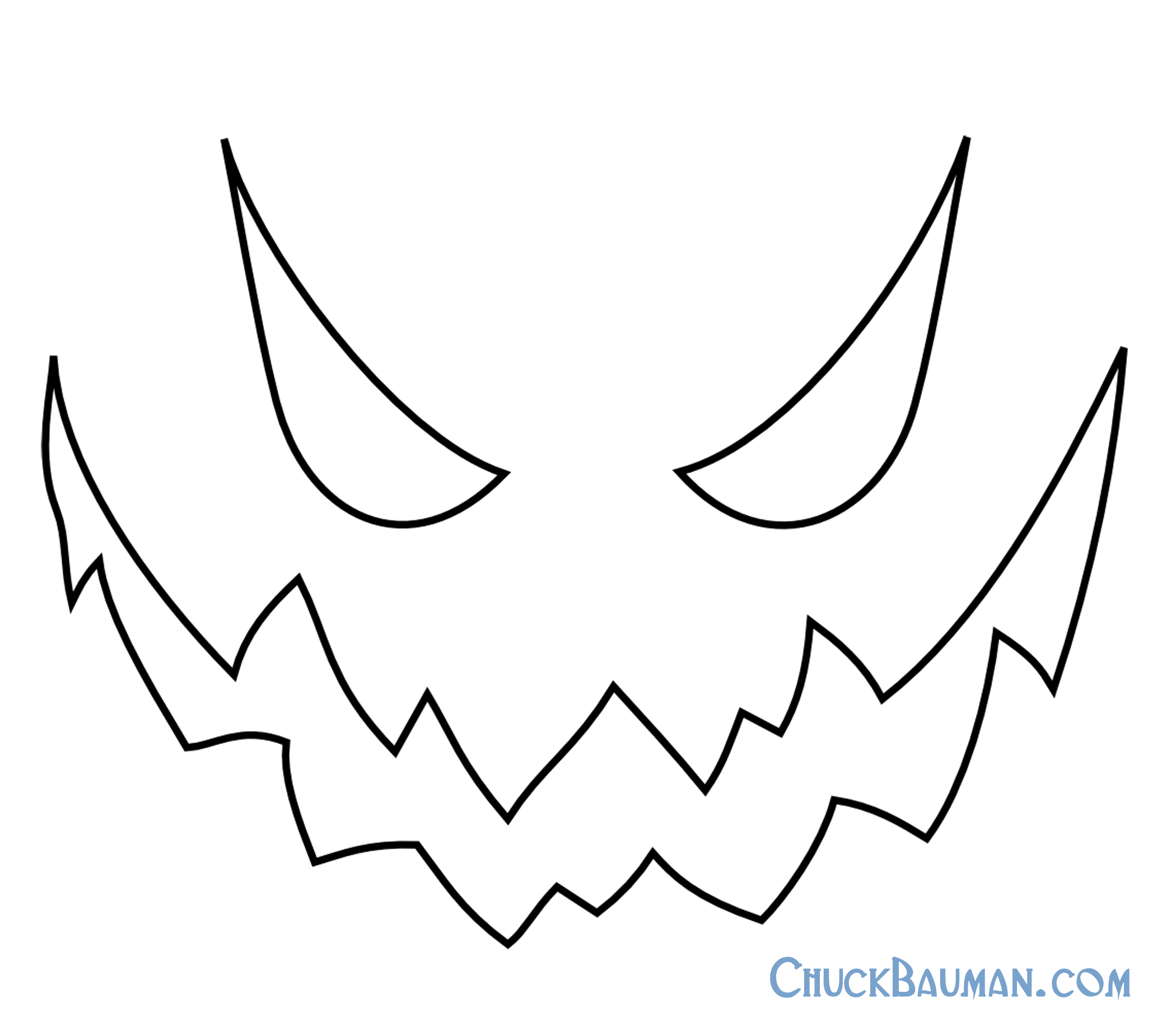 8 Best Images of Jack O Lantern Templates Printable ...