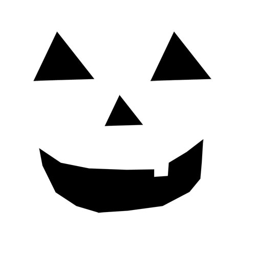 pumpkin mouth template - 8 best images of jack o lantern templates printable