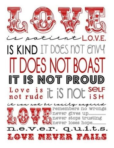 8 Images of Printable Love Verses