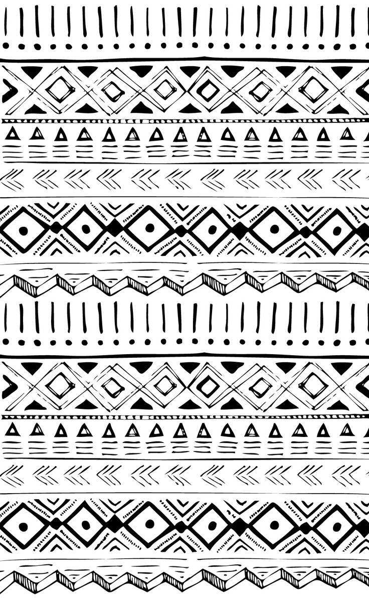 7 best images of native american printable patterns for Native design