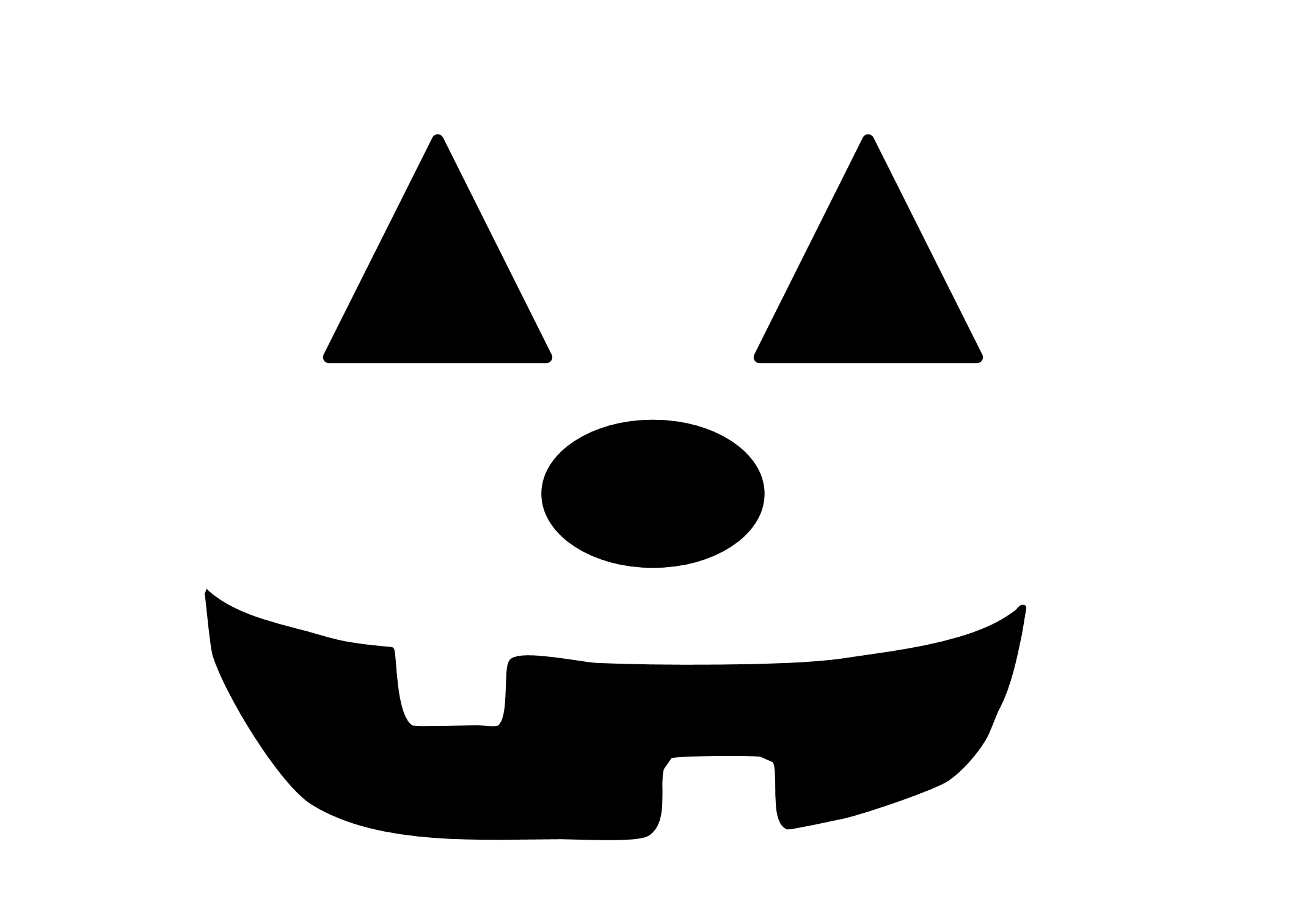 Best images of jack o lantern templates printable