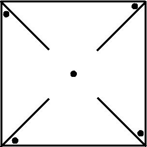 4 Images of Pinwheel Printable Pattern