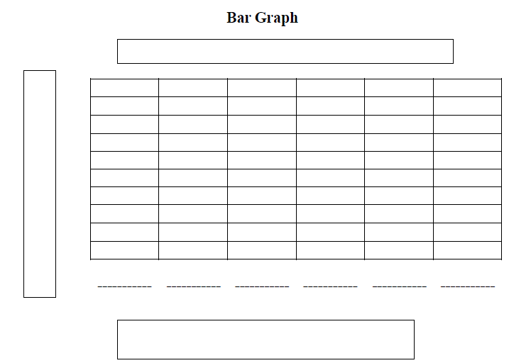 6 Images of Fill In Blank Printable Graph