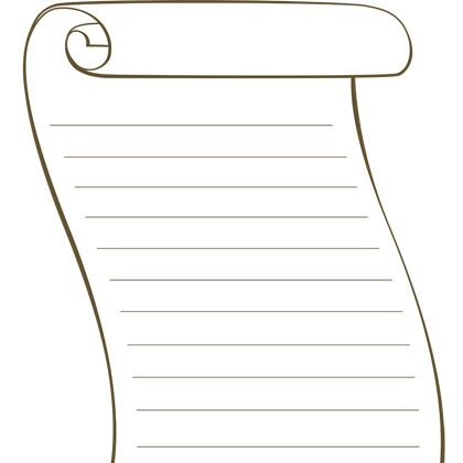 8 Images of Blank Printable Writing Templates