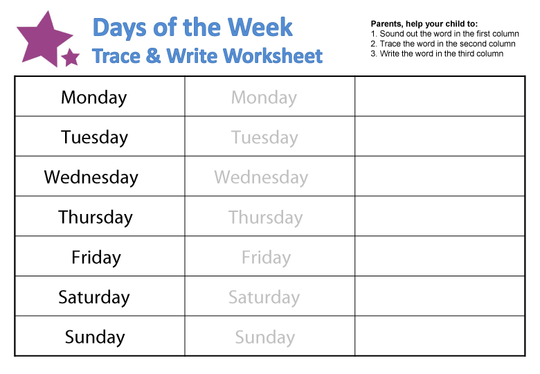 Free Worksheets Free Printable Months Of The Year Worksheets – Months of the Year Worksheets for Kindergarten