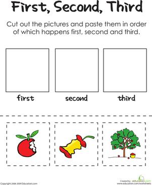 Apple Worksheets Kindergarten: Common Worksheets » Apple Worksheets   Preschool and Kindergarten    ,