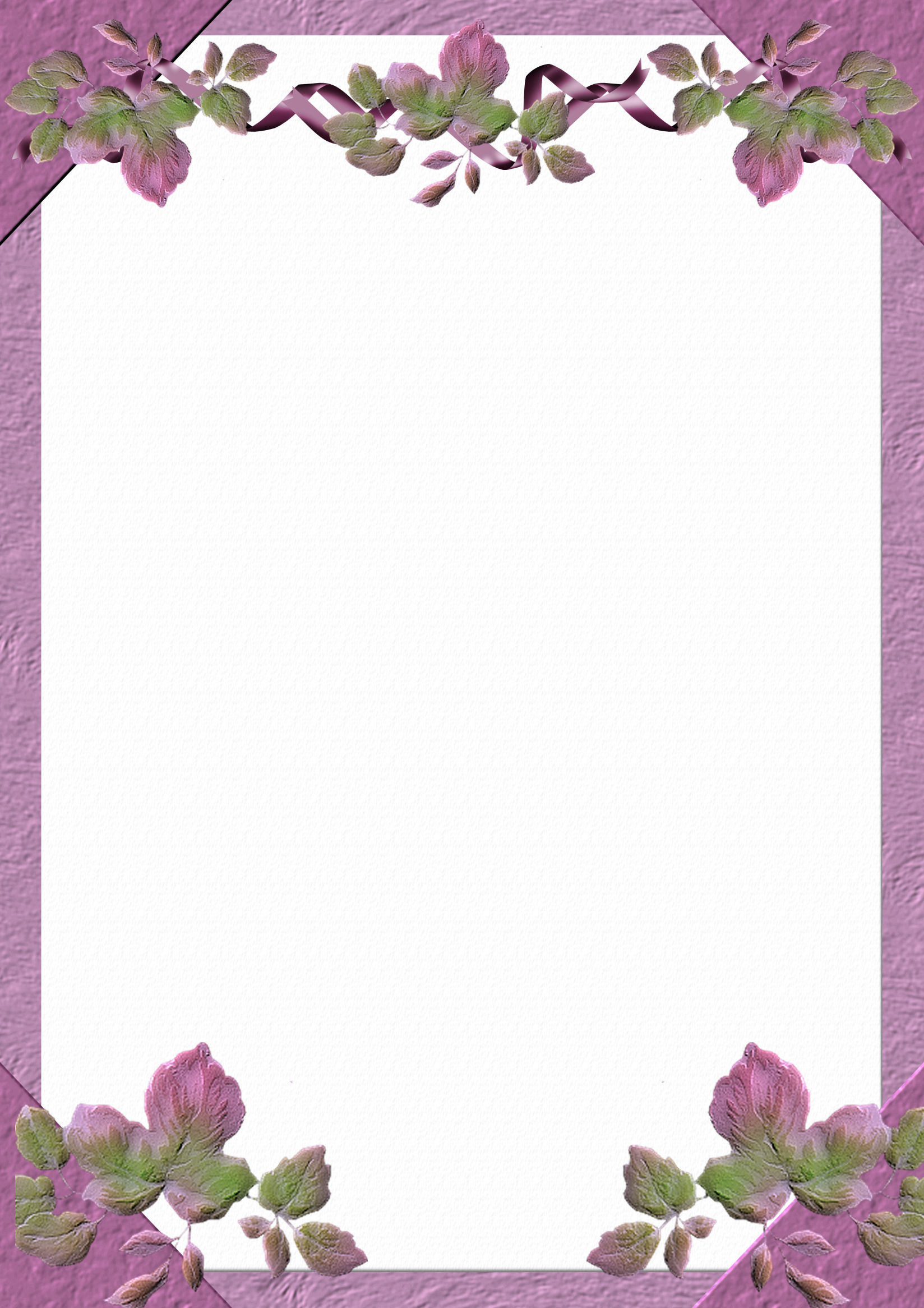 Free Fall Stationery Templates
