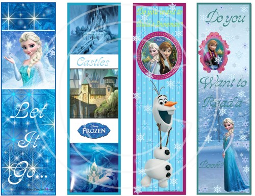 Disney Princess Bookmarks Cross Stitch by LaurensStitchDesigns