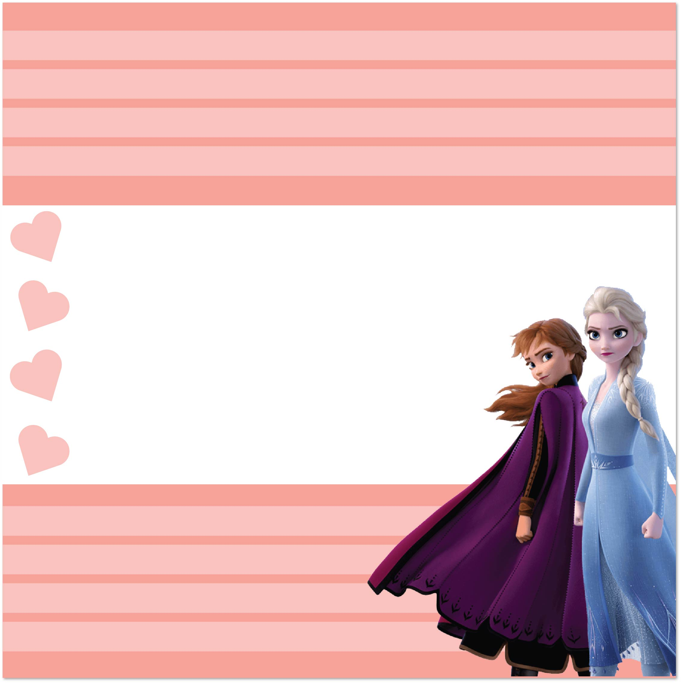 Frozen Valentines Day Cards