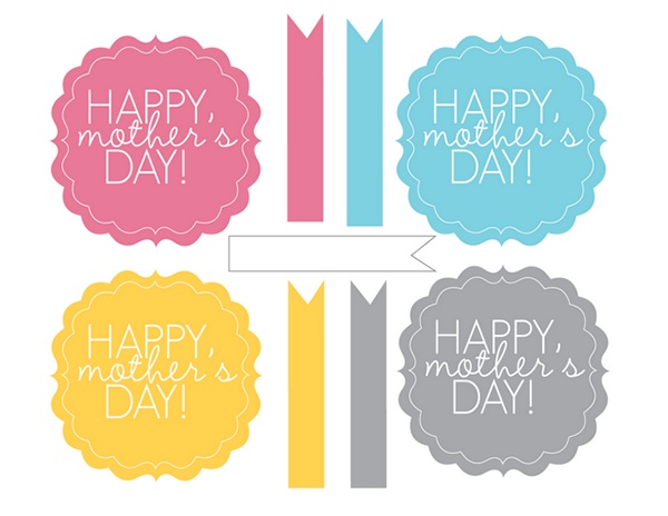 8 Images of Free Printable Happy Mother's Day