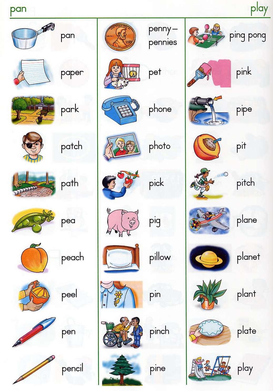 Printables Esl Phonics Worksheets 6 best images of esl phonics printables for free letter p worksheets