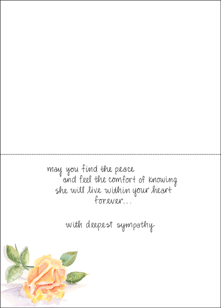 8 best images of condolences card printable printable sympathy cards free printable sympathy