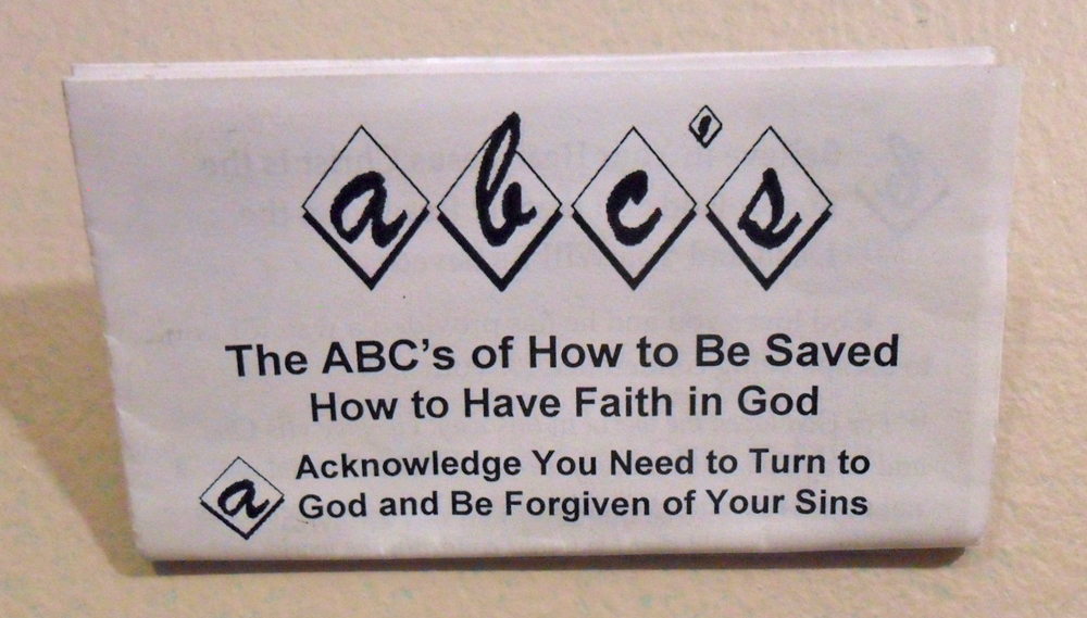 4 Images of Printable Evangelism Tracts