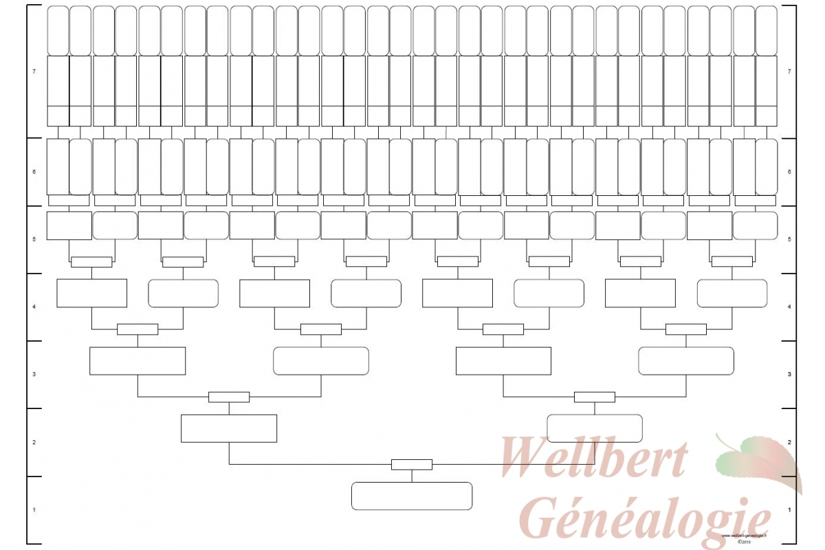 8 best images of family tree printable fill in blank for 11 generation family tree template