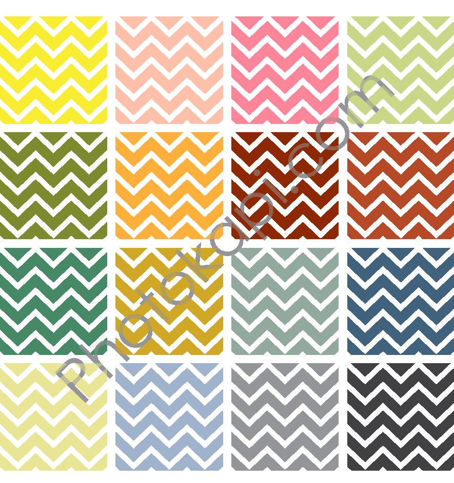 Free Chevron Pattern Printables