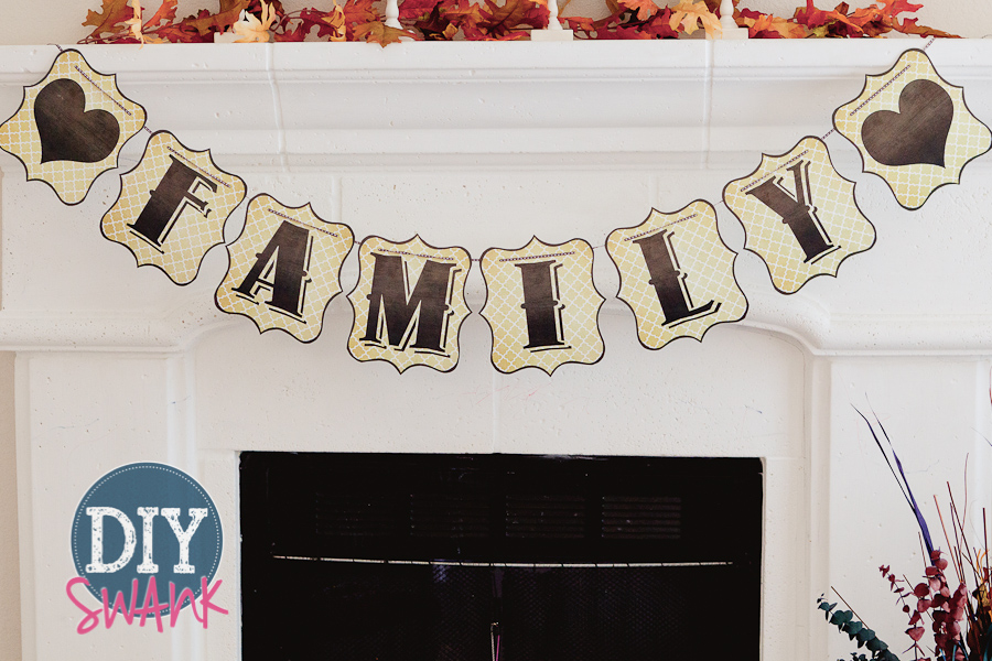 4 Images of Free Printable Alphabet Letter Banners