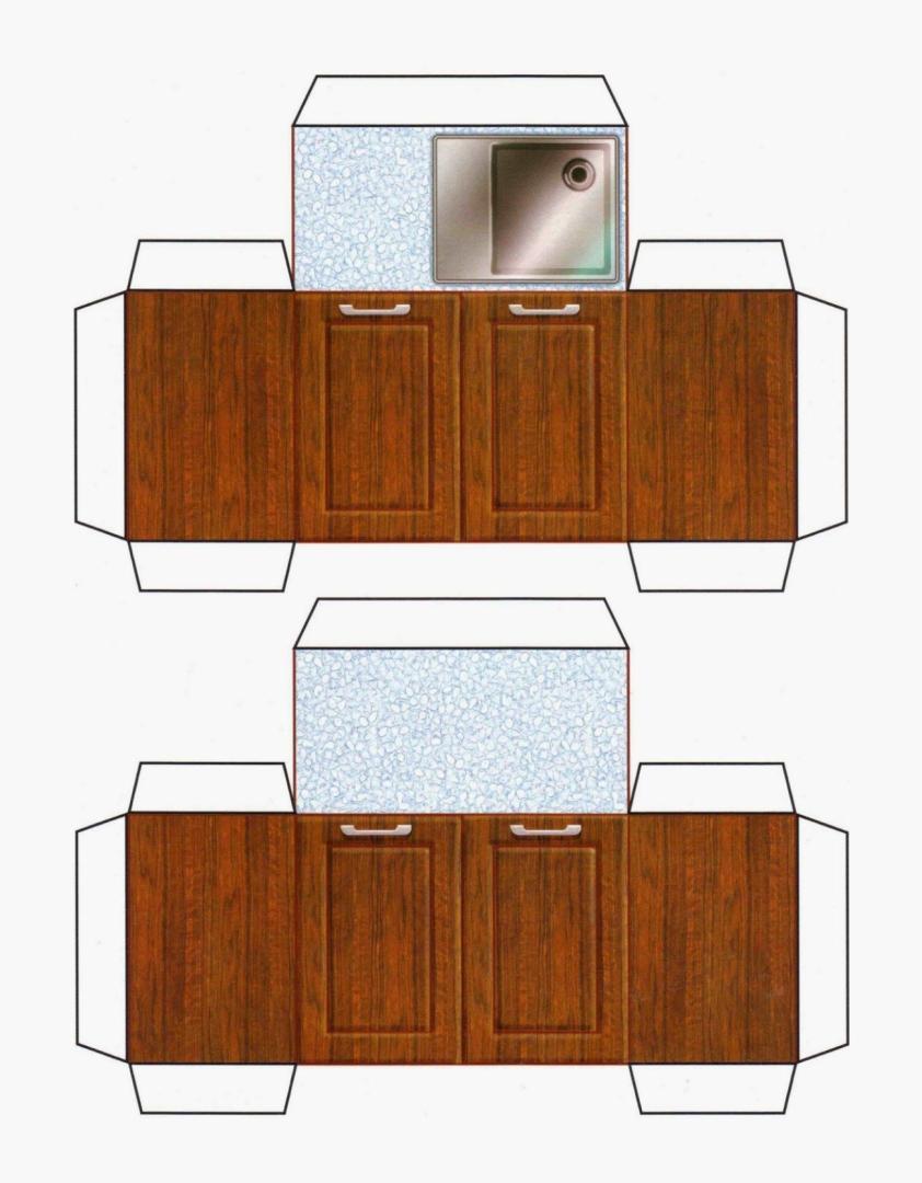 9 Best Free Printable Paper Doll House Printablee Com