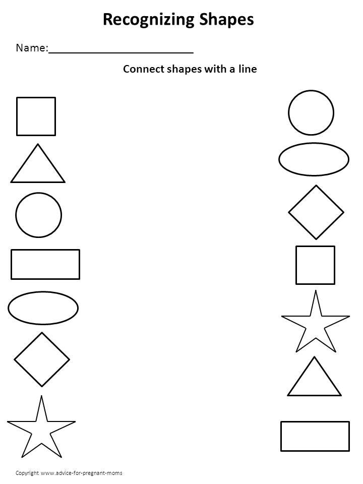 Free Printable Preschool Worksheets
