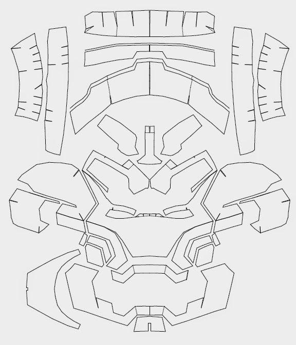 Free iron on templates ] iron man template mask pin iron man.