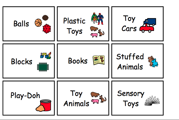 Ten Top Tips for Working with Autistic Children