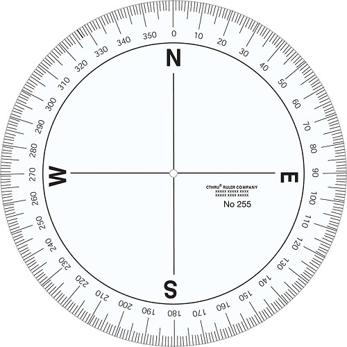 4 Best Images of Printable 360 Degree Compass - 360 Degree ...