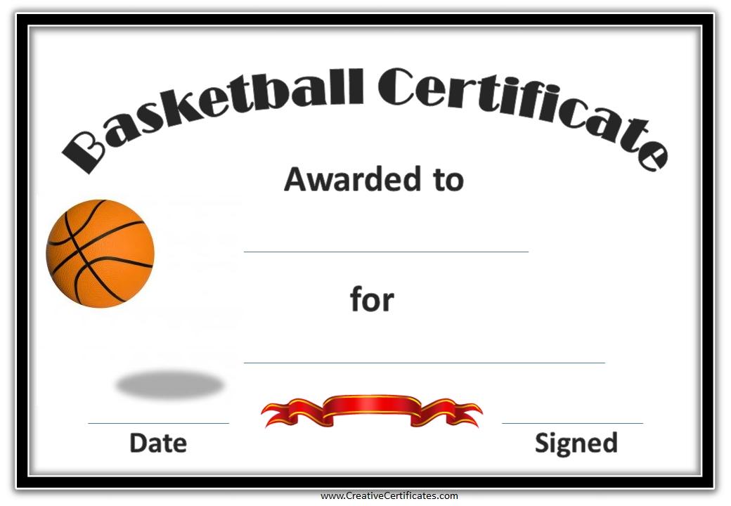 6 Images of Printable Basketball Template