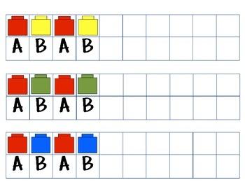 7 best images of unifix cube patterns printable unifix cubes pattern cards printable unifix. Black Bedroom Furniture Sets. Home Design Ideas