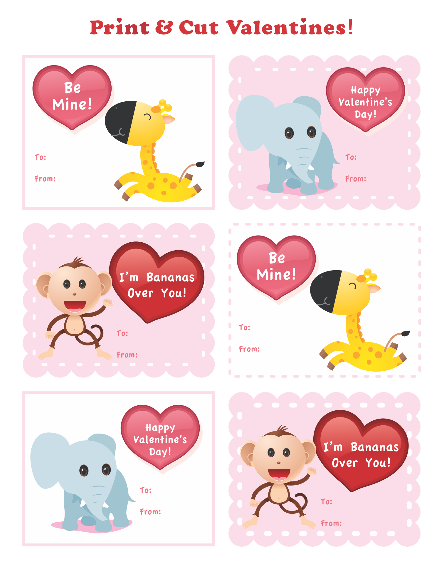 9 Images of Christian Valentine's Day Card Printable Templates