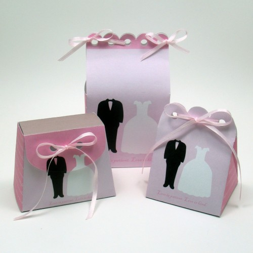 Ideas For Wedding Favor Bags : Images of Printable Wedding Templates Favor BoxFree Printable Favor ...