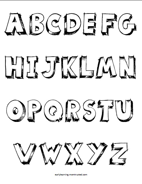 lower case letter u coloring page b20 me