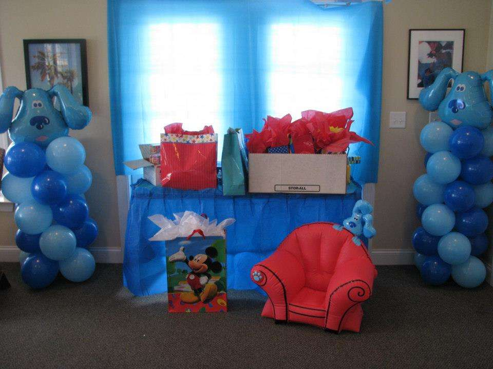7 Images of Blue's Clues Printables Catch My Party