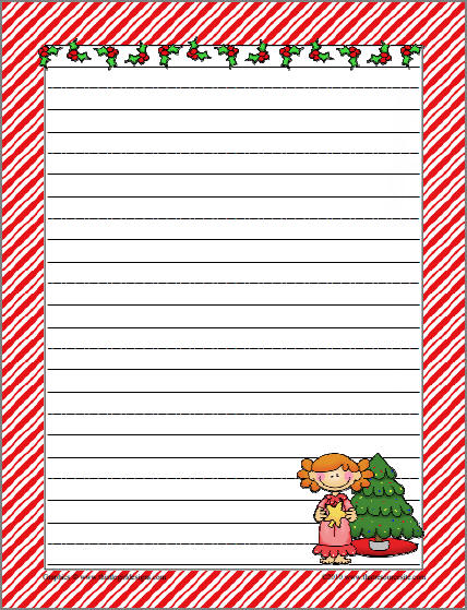 Search results for free printable christmas stationery for Themed printer paper