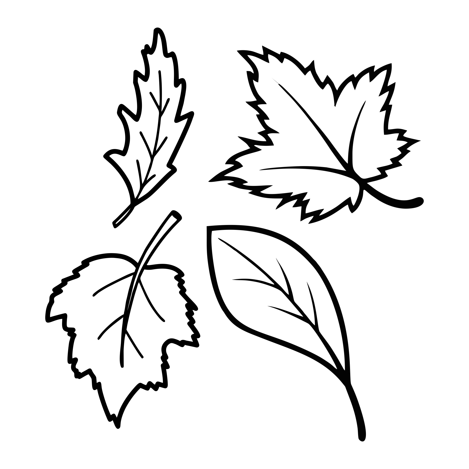 7 Images of Fall Leaves Worksheets Printables