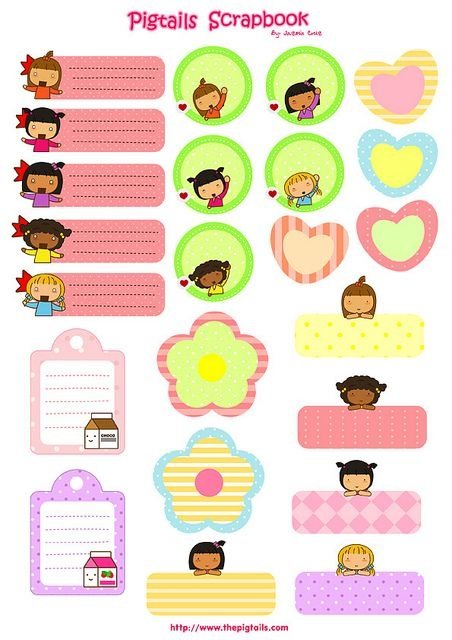 9 Images of Cute Printables Filofax