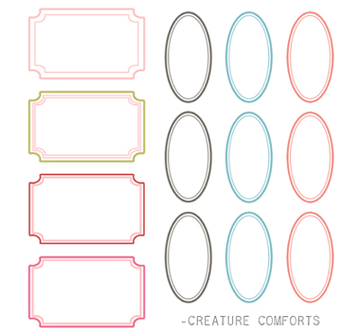 martha stewart gift tag template - 6 best images of printable round label template martha